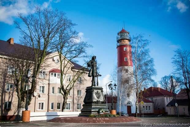 Сюда не пускают иностранцев: фотопутешествие в Балтийск
