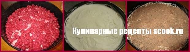 приготовление пирога наслаждение3