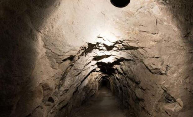 Объект 221: за ржавой дверью открылся подземный город Вермахта