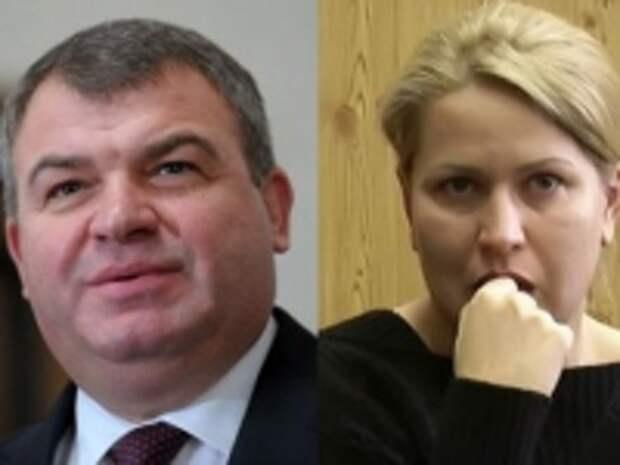 ПРАВО.RU: Сердюков назначен главой ТСЖ в доме Васильевой