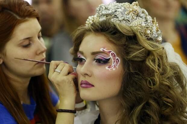 Чемпионат России по парикмахерскому искусству