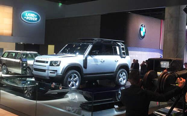 Новый Land Rover Defender: с прежним — ничего общего!