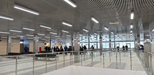 ТПУ появится на базе станции метро «Медведково»