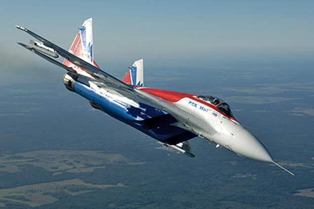 Российские военные заявили о покупке 30 истребителей МиГ-35 до 2020 года