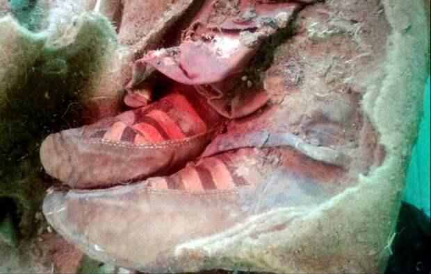 Археологи нашли в Монголии древнюю мумию возрастом примерно 1500 лет