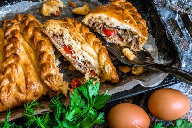 Кулинарное путешествие по России. Попробуй пироги разных городов и областей