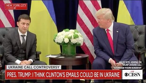 Зеленский скривил «мину» при упоминании Путина