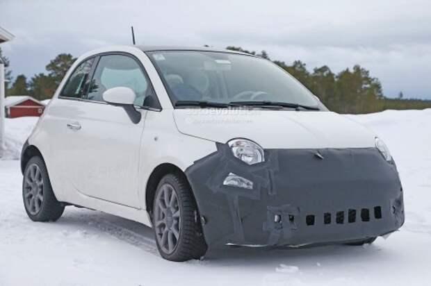 Компания FCA представит обновленный Fiat 500 в день рождения модели