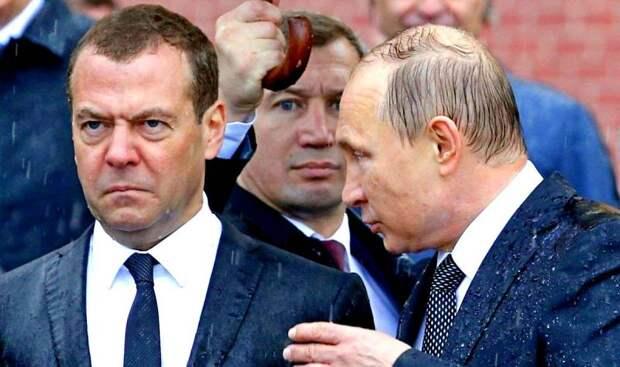 Сигнал для элит: зачем Путин встречался с Медведевым