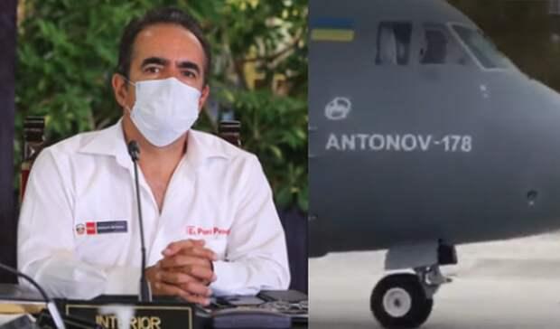 В Перу начато расследование по факту закупки самолета Ан-178 на Украине
