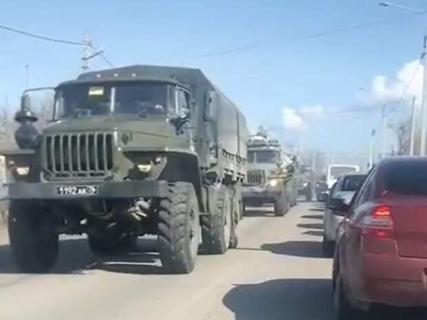 Эксперты CIT: У России останется возможность быстрого развертывания войск у границы с Украиной