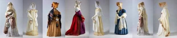 Выставка «Мода Пушкинской эпохи»