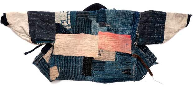 """Японские заплатки, или """"Boro"""" в дизайне одежды (1)"""