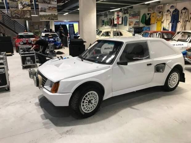 """Раллийный автомобиль """"Таврия"""" ЗАЗ-1102 ERF-Mobile из Эстонии авто, автомобили, автоспорт, гоночный автомобиль, заз, ралли, раллийный автомобиль, таврия"""