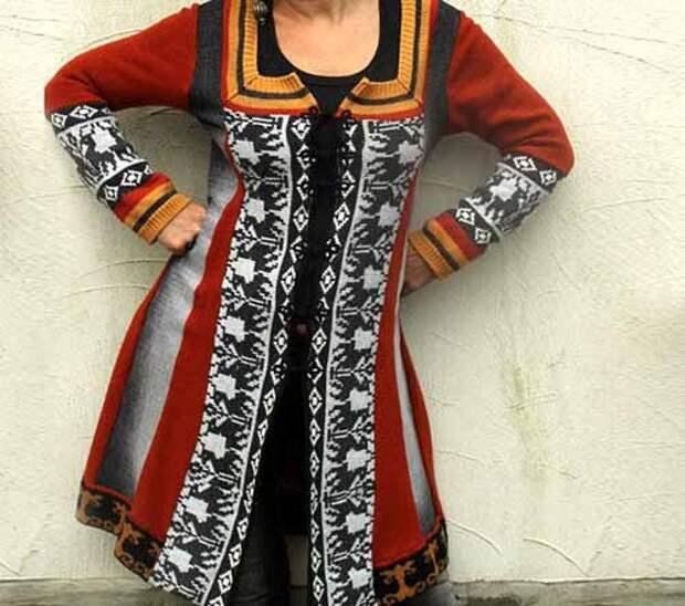 идеи для переделки старой одежды своими руками