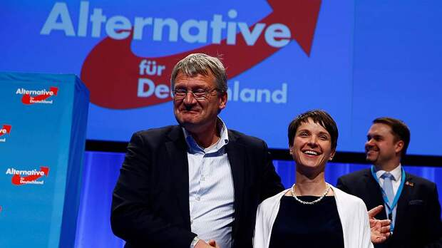 АДГ призывает Германию выйти из ЕС