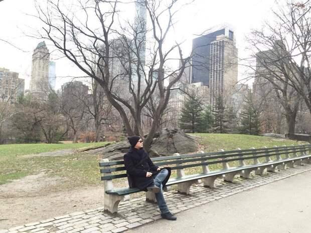 Центральный парк Нью-Йорка в фотографиях из Инстаграма
