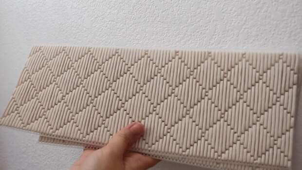 Техника, впечатляющая простотой и красотой. Практичная и симпатичная корзина на каркасной основе