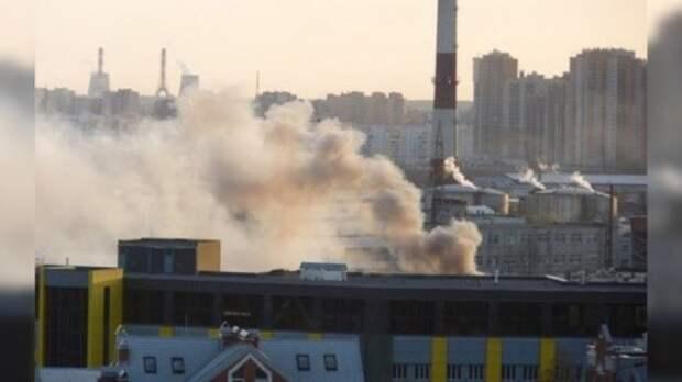 «АБЗ-1» - лидер по токсичным выбросам в Санкт-Петербурге
