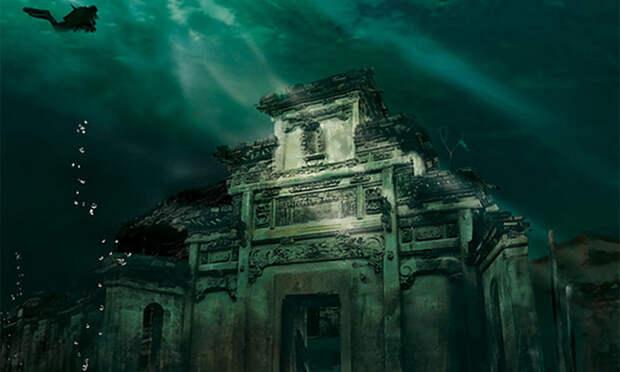 Легендарные мистические города, чудом открытые современными археологами