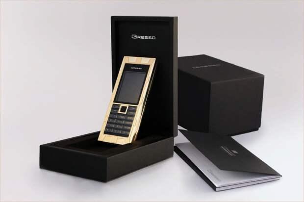 Самые дорогие телефоны в мире!