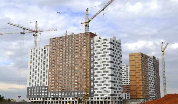 Дом на 1,4 тыс. квартир построят в ЖК «Сиреневый парк» в Метрогородке