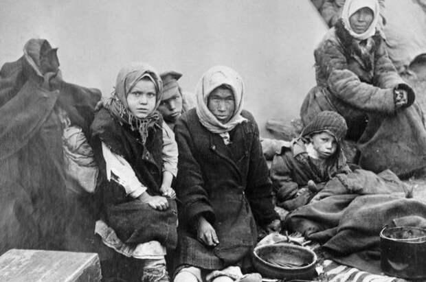 Голод, 1921 г.