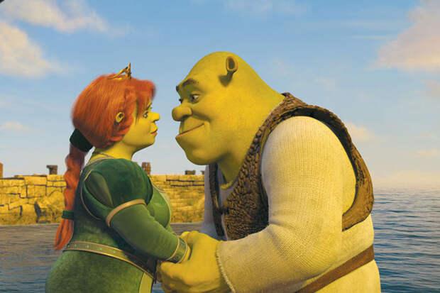 """Шрек: """"Шрэк Третий"""" (Shrek the Third), кадры Журнал КиноКадр"""