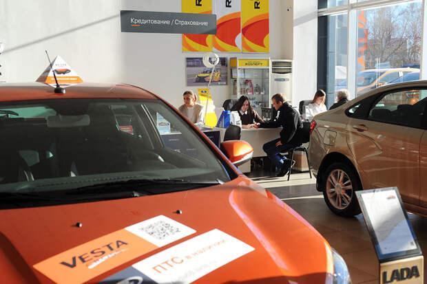 Автодилеры объяснили рекордный рост автокредитования