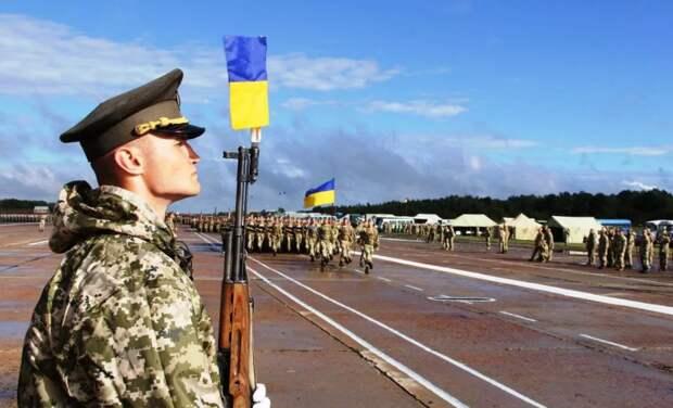 На Украине перевели воинские звания на стандарты НАТО