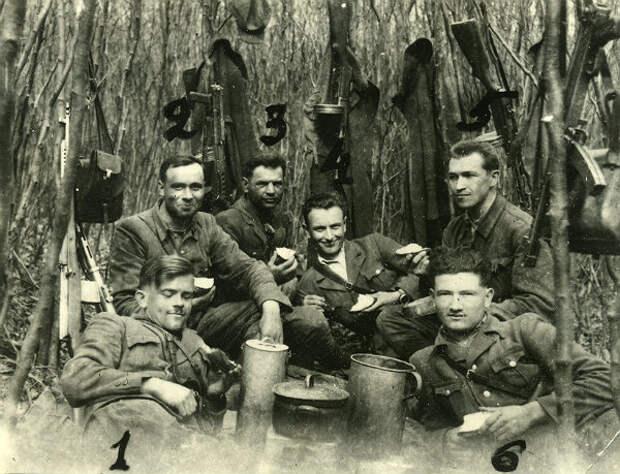 Карательная служба ОУН-УПА. 1943 г.