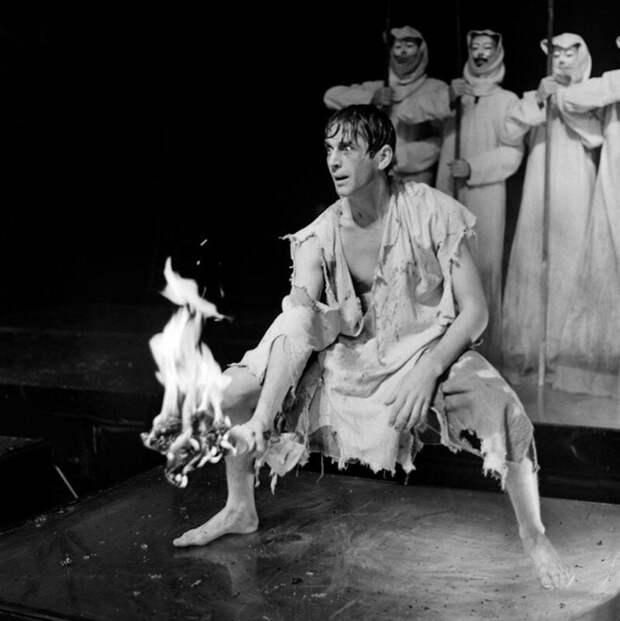Александр Абдулов в спектакле «Юнона и Авось», 1981 год история, ретро, фото, это интересно