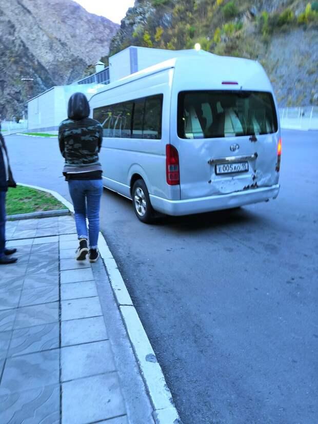 """""""Для вас граница закрыта"""" – заявил мне грузинский пограничник – """"пойдём поговорим"""""""