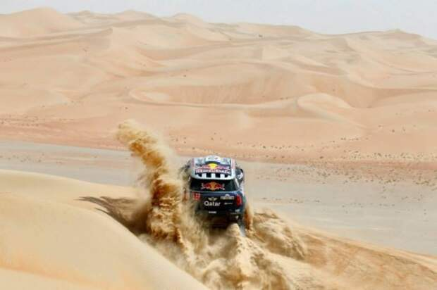 Нассер Аль-Аттия / Маттье Бомель (Qatar Rally Team)