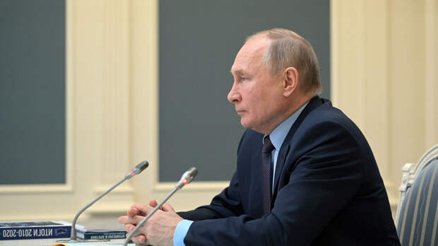 Путин рассказал о принципе работы правительства