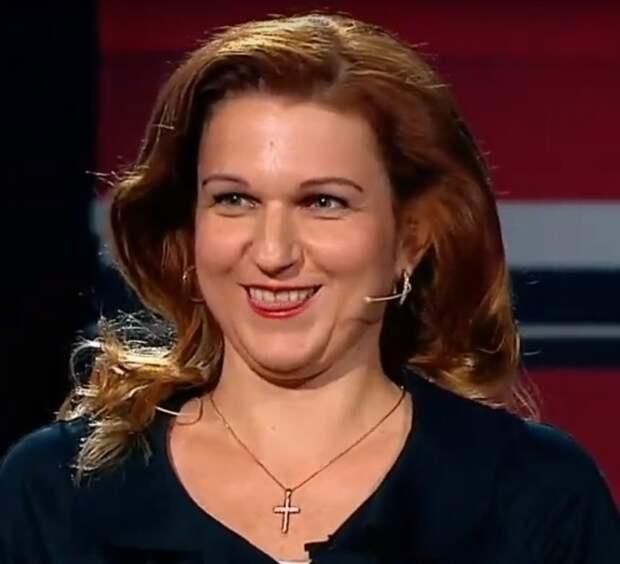 Юлия Витязева:За любой призыв к насильственной смене власти - сажать.