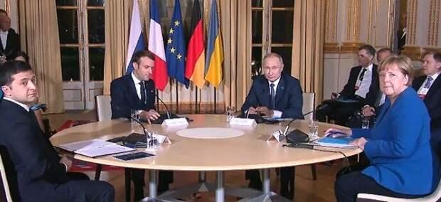 """""""Нормандский саммит"""": чем закончилась встреча?"""