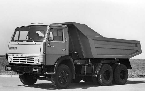 КАМАЗ 5511 СССР, авто, автомобили, азлк, ваз, газ, лиаз, советские автомобили