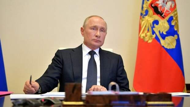 Фонд защиты детей создан в России указом Путина