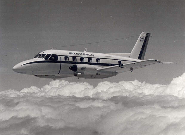 Embraer: EMB 110 Bandeirante