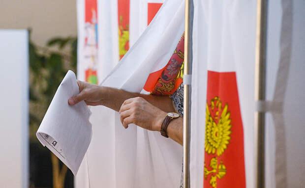 В ЦИК рассказали об итогах первого дня парламентских выборов