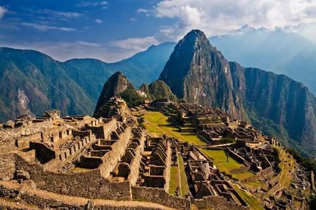 Мачу Пикчу (Перу) (3)