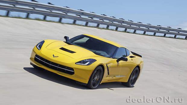 Краткий тест-драйв Chevrolet Corvette Stingray 2016: Все изменения к лучшему [Фотогалерея]