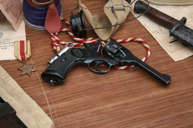Револьвер системы Наган. MG42, война, история, оружие, реставраторы
