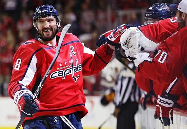 Руководство «Вашингтона» хочет сыграть матч регулярного чемпионата НХЛ вРоссии
