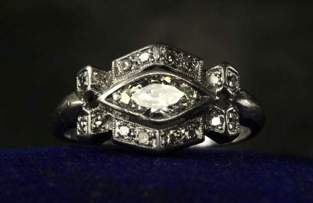 Винтажные обручальные кольца