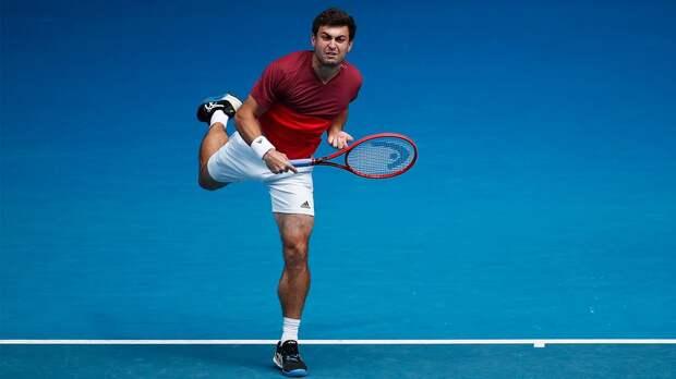 Карацев с победы стартовал на Australian Open — 2021