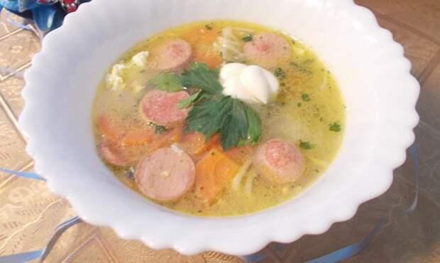 Суп «Студенческий» еда, история, ссср