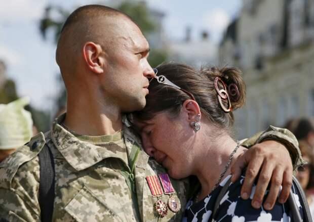 Кому на Украине жить хорошо? Голодная правда