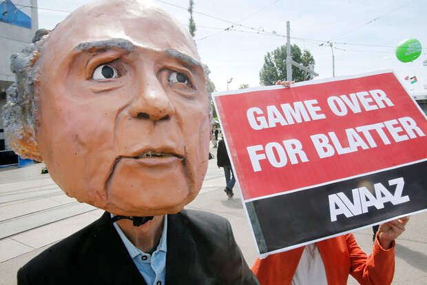 Бывшего президента ФИФА Йозефа Блаттера отстранили на 6 лет от футбола